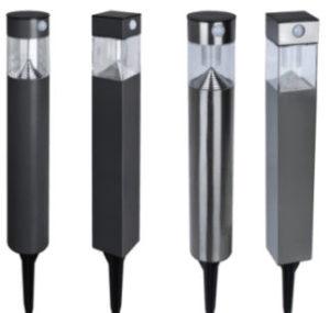 LightZone Solar-Gartenleuchte