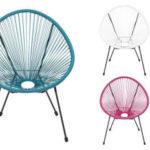 Livarno Living Loungesessel für Innen + Außen für 49,99€ bei Lidl