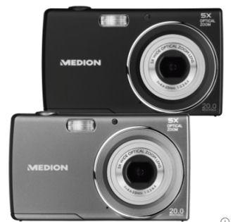 Medion Life E44007 20-Megapixel Digitalkamera