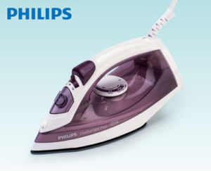 Philips Dampfbügeleisen GC1424 30