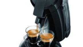 Philips Senseo HD 6555 Kaffee-Padautomat
