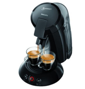 Philips Senseo HD 6555 Kaffee-Padautomat