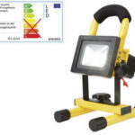 Powerfix PLS10 A3 Akku-LED-Strahler im Angebot bei Lidl 17.4.2019 - KW 16