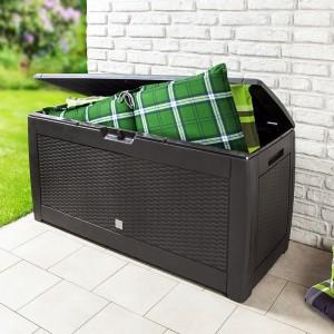 powertec garden auflagen box norma ab 11 kw 11. Black Bedroom Furniture Sets. Home Design Ideas