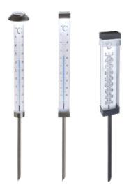 Quigg Solar-Thermometer