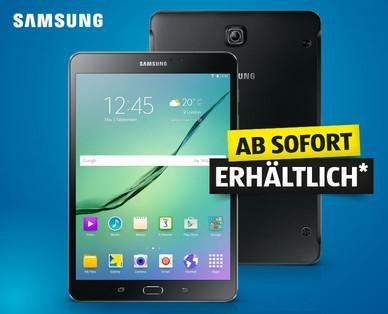 Samsung Galaxy Tab S2 Tablet-PC im Hofer Angebot [KW 22 ab 28.5.2018]