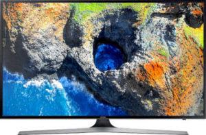 Samsung UE50MU6179 50-Zoll 4K-UHD-Smart-LED-TV Fernseher