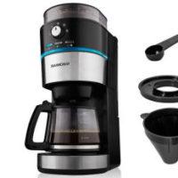 Silvercrest SKML 1000 A1 Kaffeemaschine mit Mahlwerk im Angebot bei Lidl » KW 46 ab 14.11.2019