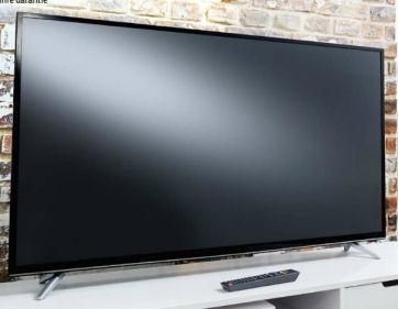 Aldi Süd 19.4.2018: Terris Vision UHD-Smart-TV Fernseher mit 48,5-Zoll im Angebot