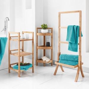 Trendstabil Bambus Kleinmöbel im Norma Angebot