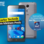 ZTE Blade A602 Smartphone im Hofer Angebot [KW 22 ab 28.5.2018]
