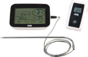 ADE Grill- und Braten-Thermometer