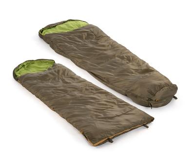 Adventuridge Mumien- und Deckenschlafsack