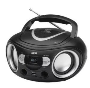 AEG SR 4374 Stereo-CD-Radio