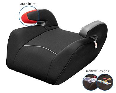 auto xs kinder sitzkissen im aldi s d angebot ab 27. Black Bedroom Furniture Sets. Home Design Ideas