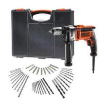 Black & Decker Schlagbohrmaschine 850 Watt im Real Angebot