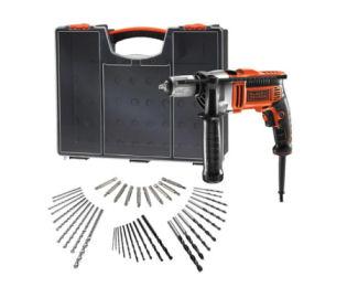 Black & Decker Schlagbohrmaschine 850 Watt im Angebot bei Real ab 14.5.2018 – KW 20