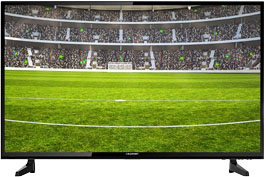 Kaufland: Blaupunkt BLA-40/148O-GB-11B-FEGBQU-EU 40-Zoll Fernseher im Angebot