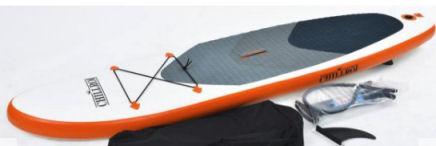 Chillroi Stand-up-Paddling Board aufblasbar im Angebot » Norma 14.5.2018 - KW 20