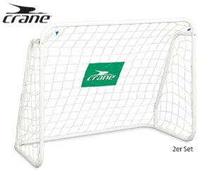 Crane Fußballtor mit Netz