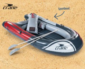 Crane Sportboot