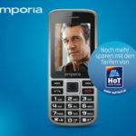 Emporia Essential Mobiltelefon im Angebot bei Hofer 28.5.2018 - KW 22