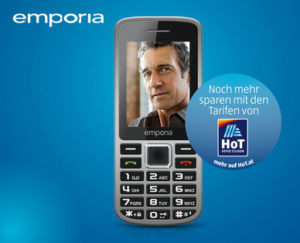 Emporia Mobiltelefon Emporia Essential