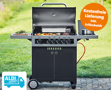 Enders Gasgrill Boston Test : Aldi süd 30.5.2018: enders boston black 4 ik gasgrill im angebot