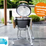 Hofer 9.5.2019: FireKing Grill Kamado L im Angebot