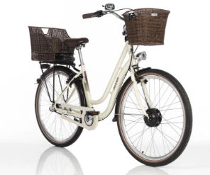 Fischer Retro ER 1804 28er City-E-Bike