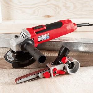 Kraft Werkzeuge Winkelschleifer Elektrofeile 2in1
