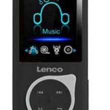 Lenco Xemio 657 MP4-Player im Real Angebot