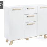 Living Style Skandinavien Kommode und Design-Stuhl im Angebot bei Aldi Süd ab 24.5.2018 – KW 21