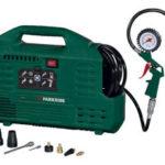 Parkside PKZ 180 C3 Tragbarer Kompressor für 49,99€ bei Lidl