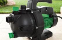 PowerTec Garden Gartenpumpe 600 Watt