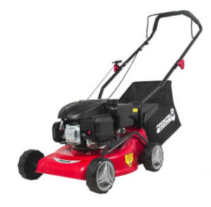 PowerTec Garden GLM 40-PG Benzin-Rasenmäher