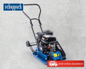 Scheppach HP1300S Rüttelplatte