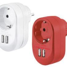 Silvercrest USB-Steckdosenadapter für 4,99€ bei Lidl