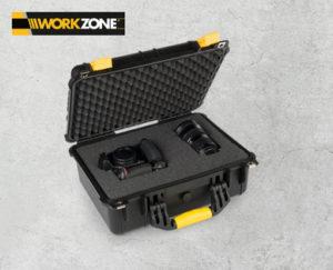 Workzone Sicherheitskoffer im Angebot bei Hofer ab 22.5.2018 - KW 21