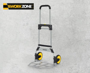 Workzone Vollklappbare Transportrodel: Hofer Angebot ab 24.9.2018 - KW 39