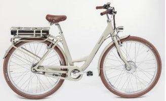 Zündapp Alu-Retro-E-Bike 28er Flair E