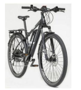 Zündapp S200 Elektro Mountainbike Real 23.9.2019
