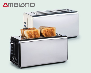 Ambiano Toaster elektronisch