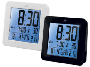 Auriol LCD-Funkwecker