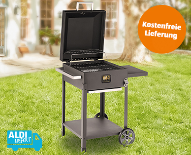 aldi bbq premium cowboygrill im angebot ab 11. Black Bedroom Furniture Sets. Home Design Ideas