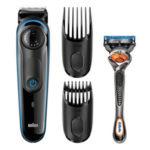 Braun BT3040 Akku-Bartschneider für 26,99€ bei Lidl