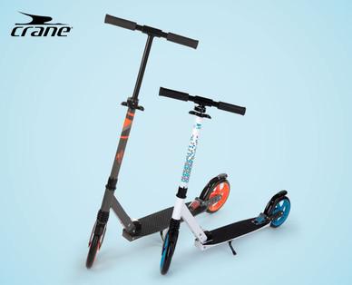 Crane Alu-Scooter mit Federung