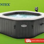 Intex PureSpa Jet und Bubble Deluxe im Hofer Angebot bis 31.7.2018