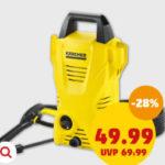 Kärcher K2 BASIC Hochdruckreiniger im Angebot bei Penny 27.6.2019 - KW 26