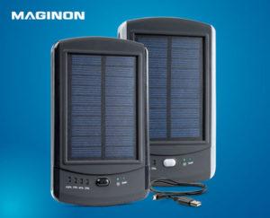 Maginon Solar-Powerbank